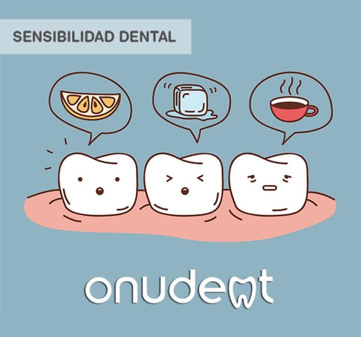 Porqué sufres Sensibilidad Dental.