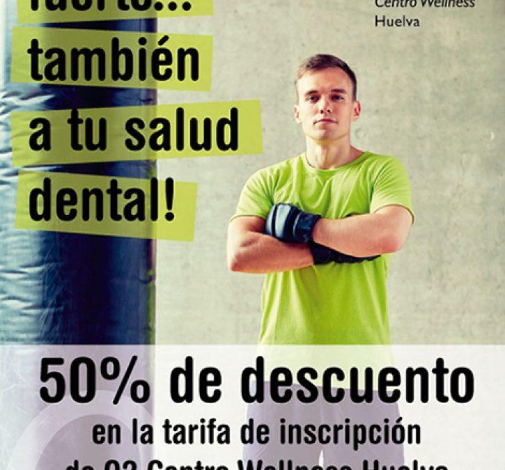 Deporte y Salud Dental se unen para tí.