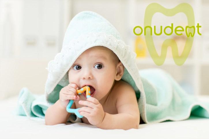 Dolor de dientes en los bebés. Cómo aliviarlo.