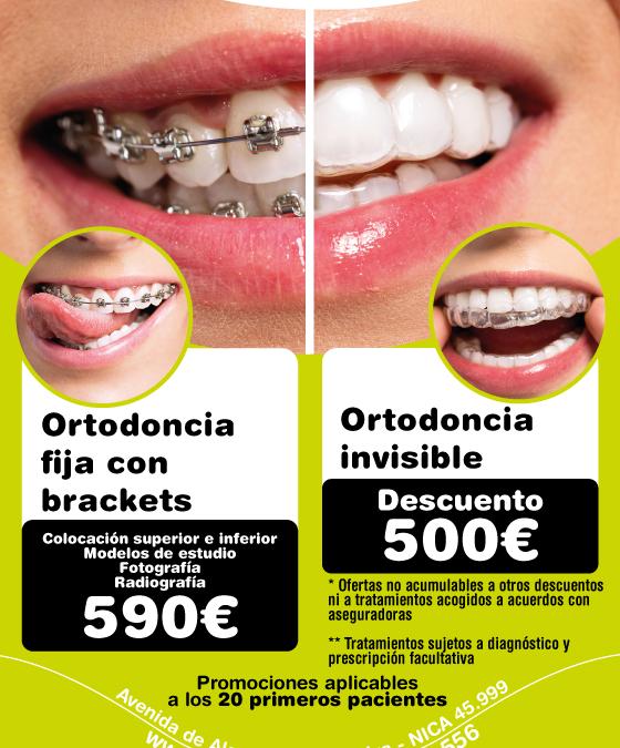 Promociones ortodoncias Onudent